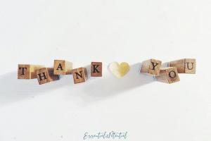 Journal de gratitude !
